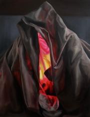 Childhood memory 93 x 73 cm Oil on canvas 2017