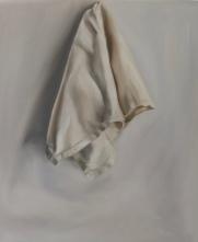 Cloth 60 x 50 cm Oil on canvas 2017