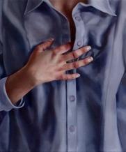 Shirt 40 x 30 cm Oil on canvas 2017