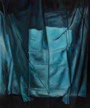 Thunder night 100 x 120 cm Oil on canvas 2018